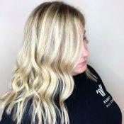 Blond Hair Dye