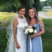 Bride And Maid Of Honor Hair