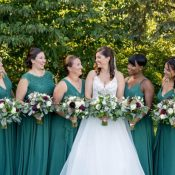 Bridal Party Hair Styles