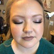 Stylist Makenzie - Soft Bridal Makeup