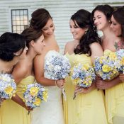 Bridal Party Hair Styles