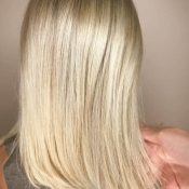 Shoulder Length Hair Cut