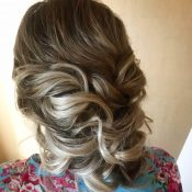 Special Event Hair Style